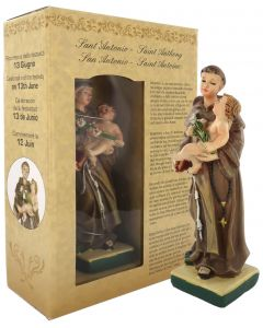 St. Anthony Statue - Boxed