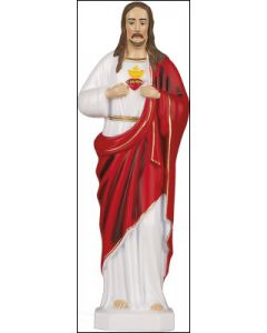 10 inch Sacred Heart Statue