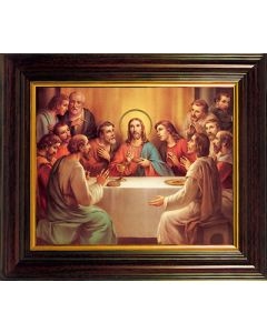 Framed Picture/Last Supper