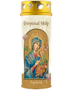 Candle/Perpetual Help/Windproof Cap