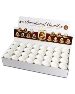 Display Box With 32 Votive Candles