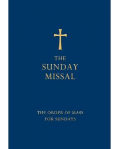 The Sunday Missal (Blue Edition): The New Translation of the Order of Mass for Sundays