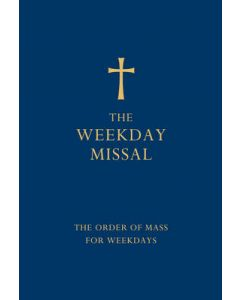 The Weekday Missal (Blue Edition): The New Translation of the Order of Mass for Weekdays