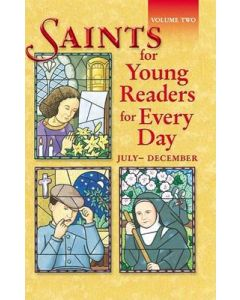 Saints for Young Readers for Every Day - Volume 2