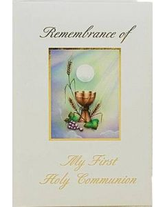 Remembrance of My First Holy Communion Album