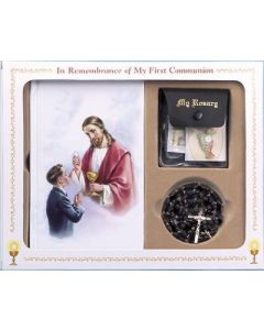 First Mass Book (Sacred Heart) (Boxed Set)