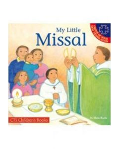 My Little Missal: Including the Order of Mass New Translation