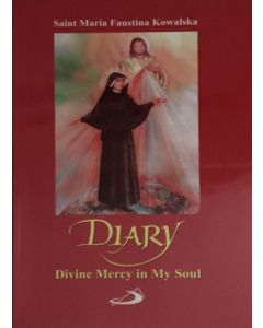 Diary Divine Mercy in My Soul