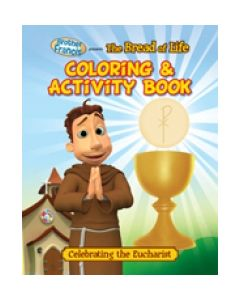 The Bread of Life: Colouring & Activity Book