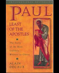 Paul Least of the Apostles