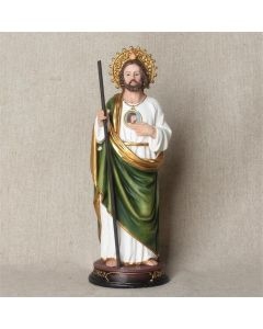 8 Inch St Jude Statue ( Polyresin)