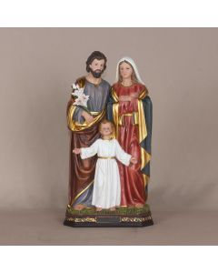 12 Inch Holy Family