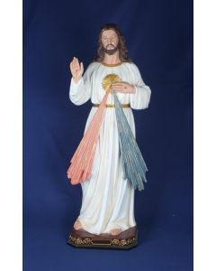 36 Inches Divine mercy Statue ( Polyresin)
