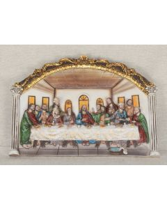 12 Inch Last Supper ( wall Plaque)
