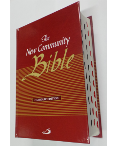 The New Community Bible - Standard HB Edition